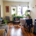 New listing! $1250/mo 1BR/1BA in East Humboldt Park by Wicker Park, near Blue Line! Vintage with FREE HEAT! Sunny top floor with formal dining room, hardwoods, laundry, patio, more!